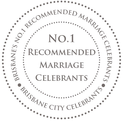Brisbane City Celebrants are Brisbane's most highly recommended Marriage Celebrants.