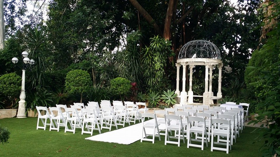 Boulevard Gardens Weddings With Brisbane City Celebrants