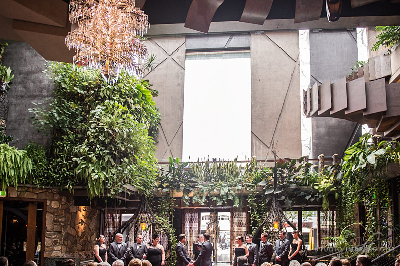 Paul and Pauls wedding at Cloudland. Images by Studio Impressions Photography
