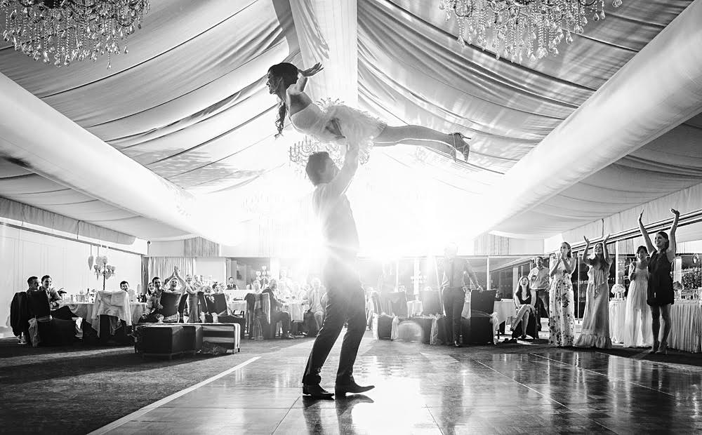 Milque Photography Wedding Dance