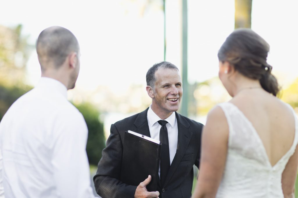 Newstead Park Wedding Celebrant
