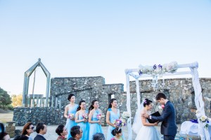 Suttons Beach Redcliffe Wedding with Celebrant Jamie Eastgate