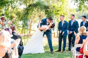 Riverlife wedding with Brisbane City Celebrants Jamie Eastgate