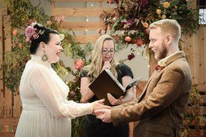 Cupo venue wedding celebrant