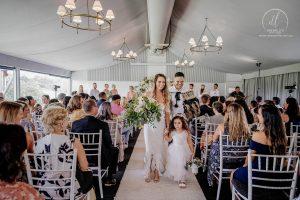 Garden Marquee wedding at Victoria Park Golf Complex