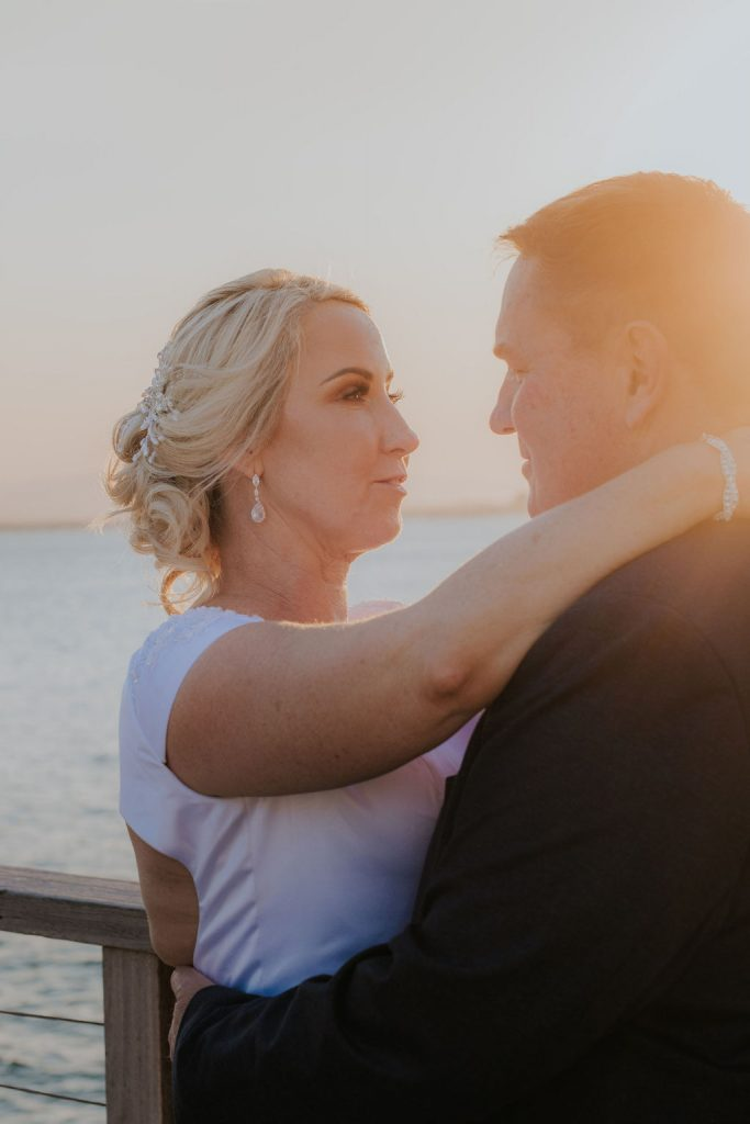 Woody Point wedding photos
