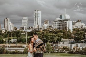 Victoria Park wedding photos