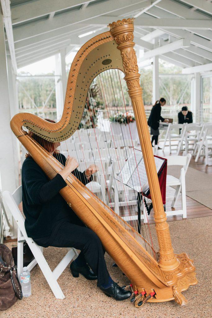 Winter wedding in Brisbane