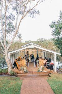 Sirromet Winery wedding Celebrant