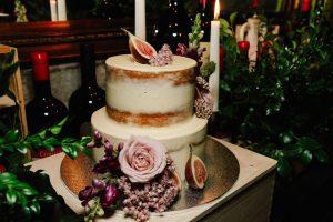 wedding cake Enoteca restaurant