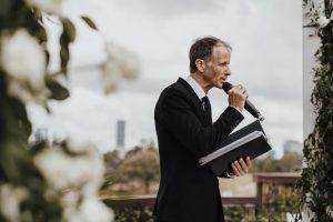 Victoria Park wedding Celebrant Jamie Eastgate