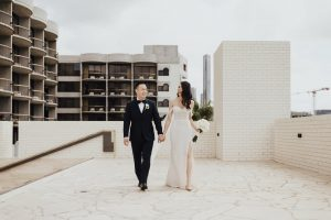 Wedding photos at The Calile