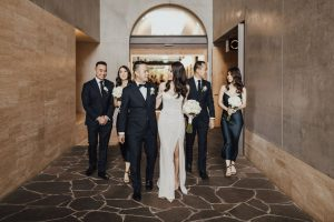 Wedding photos at The Calile Hotel Brisbane