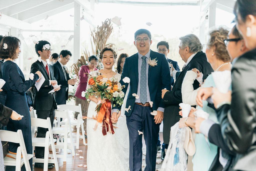 Sirromet wedding Celebrant male